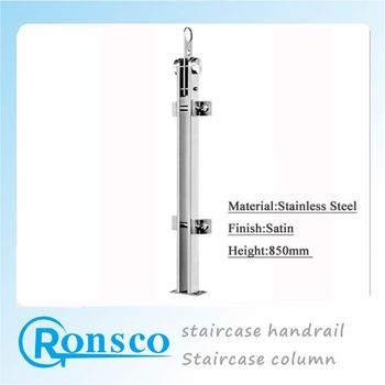 316 cold rolled stainless steel staircase column