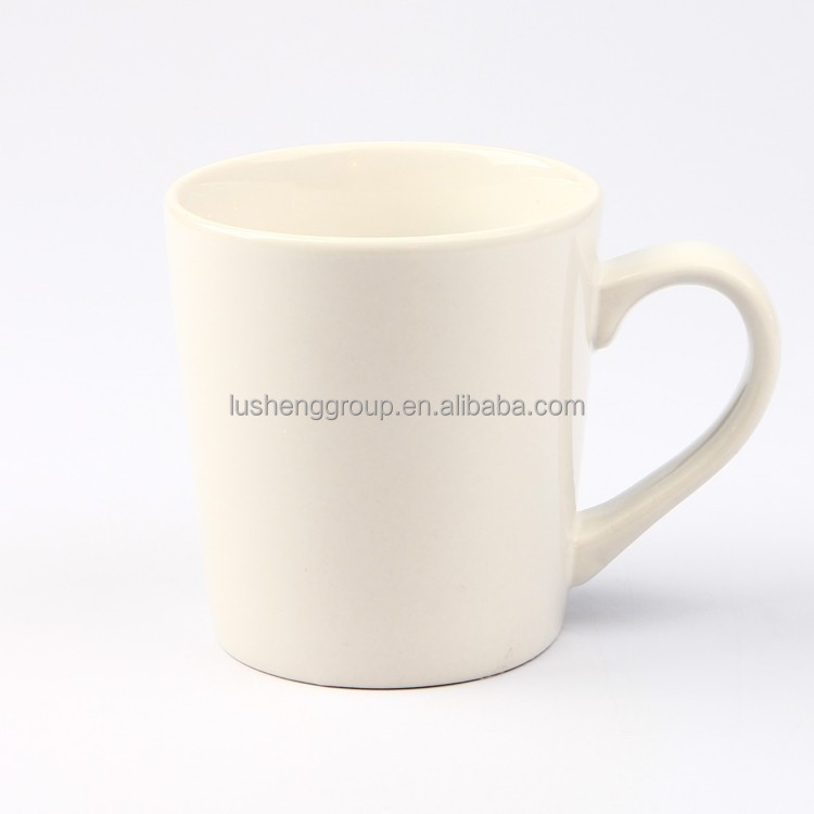Bulk Buy White Plain Custom Design Printing Ceramic