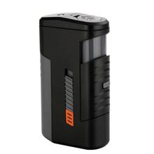 USB Rechargeable Windproof Electric Lighter with Power Bank