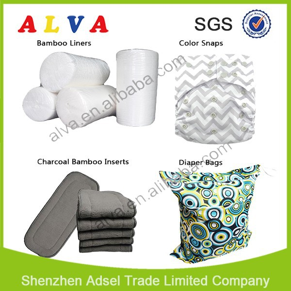 Alva Reusable and Washable Wholesale Baby Items Baby Products Free Samples