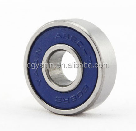 China Top Standard roller skate ceramic bearings