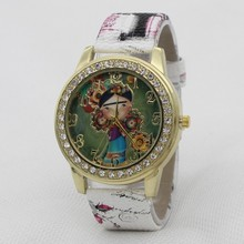 High Quality Wrist Watches China Girls Hand Chain Watch Style Advanced Wrist Watch
