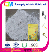 Waterproof mould proof interior wall polyester putty