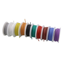 High Temperature 200Deg C Silicone Cable Wire