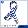Polyester Material Custom Sublimation Lanyard