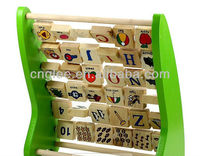 Environment Safety china cheap counting wooden toy