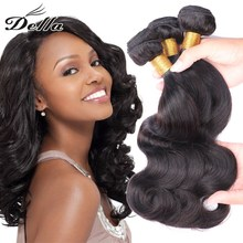 2017 new premium virgin brazilian human hair extension body wave brazilian hair dropshipping