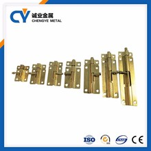 Cheap price brass door lock tower iron heavy duty bolt