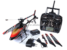 WL V912 2.4G 4CH RC helicopter Single Blade Propel Brushless rc helicopter