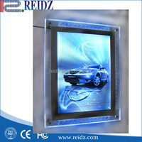 Outdoor indoor usage customized led logo brand advertising sign boards