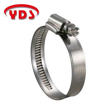 Germany Type Stainless Steel Hose Clamp