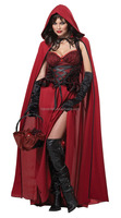 Red Riding Hood Fairy Tales Halloween , Christmas Costume