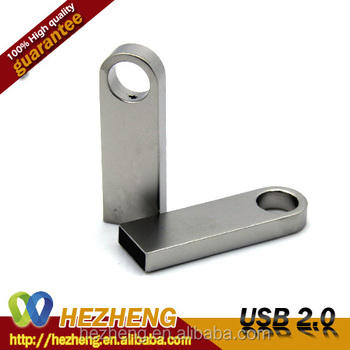 Cheap Logo Engraved 8GB Metal USB Flash Drive 1-128GB available