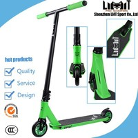 New design pro phoenix scooters for kids with best welding and T6 heat treatment