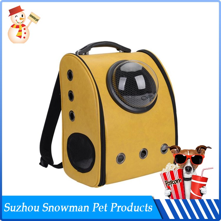 Manufacture Price Promotional Logo Printed backpack carrier for dogs