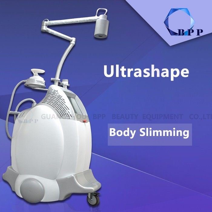 Vacuum Beauty Machine Ultrashape Machine With Vacuum Cavitation System For Personal Body Slimming