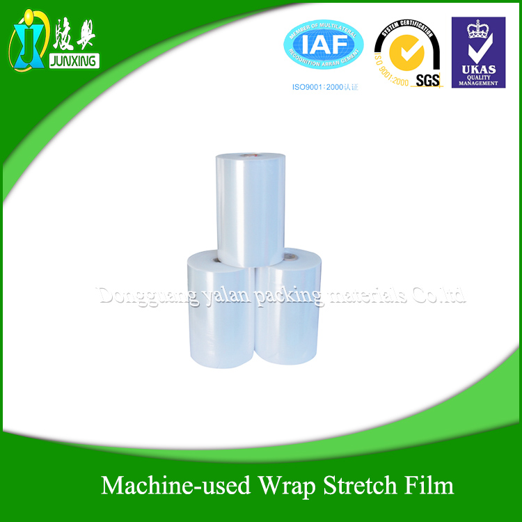 PE cast Stretch Film and jumbo roll