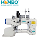 HB-62G-MS-D direct-drive feed arm 6 thread auto trimmer cylinder bed hosiery interlock sewing machine