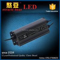 Outdoor waterproof constant voltage DC 12V 24V led driver 100W