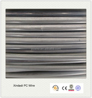 4mm 1670MPa cold drawn high tensile plain steel wire