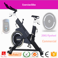 certificated commercial physical training gym master spinning bike