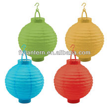 LED light Chinese paper lantern for out door decoration