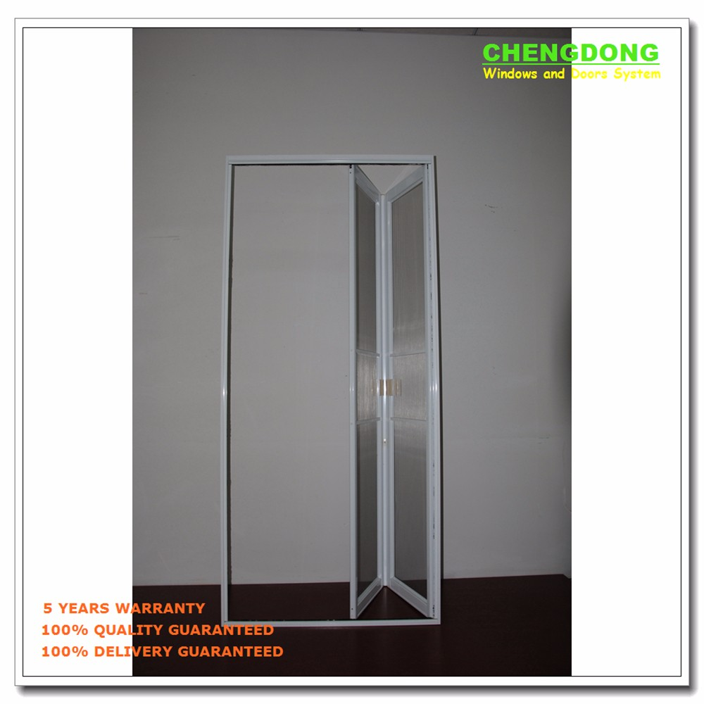 Luxury double entry security screen copper doors buy for Screen door for double door entry