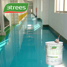 3TREES Anti-Static Self Leveling Epoxy Resin Floor Paint