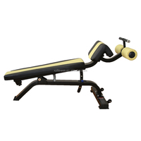 Surpass/Adjustable Abdominal Bench/XZH-1632/Commercial gym equipment/Fashion design