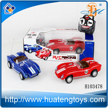 2014 New products vintage style 1:18 four mini rc car for sale for kids two color