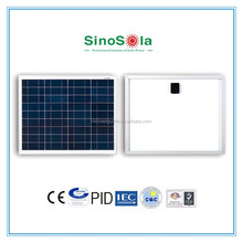 12V 5W Solar Panel for Solar Power Portable solar street light ,small charge system from Sinosola with TUV/PID/CEC/CQC/IEC/CE