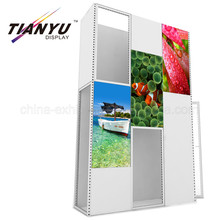 alibaba express new products led screen used in exhibition booth and trade show display