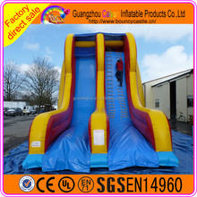 giant and nice inflatable dry slide with high quality commercial for sale