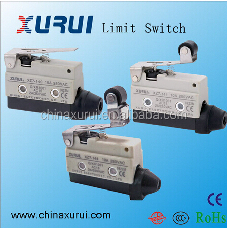 Z7144 unidirectional hinge roller lever type magnetic limit switch