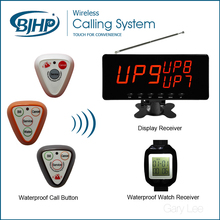 waiter call button restaurant waiter calling system wireless guest paging system