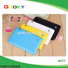 7 inch Tablet with gsm A23 Dual core Android Tabet pc phone calling function