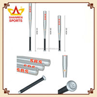 made in China wholesale cheap aluminum baseball bat size