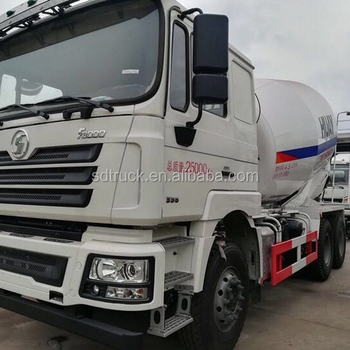 Low Price 11cubic meters 6*4 mobile concrete mixer truck for sale