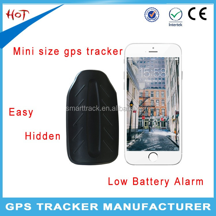 Portable Cheap gps free installation GPS tracker tk303