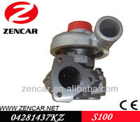 Deutz turbo for Industrial with BF4M2011 COM2 Engine 4281437KZ