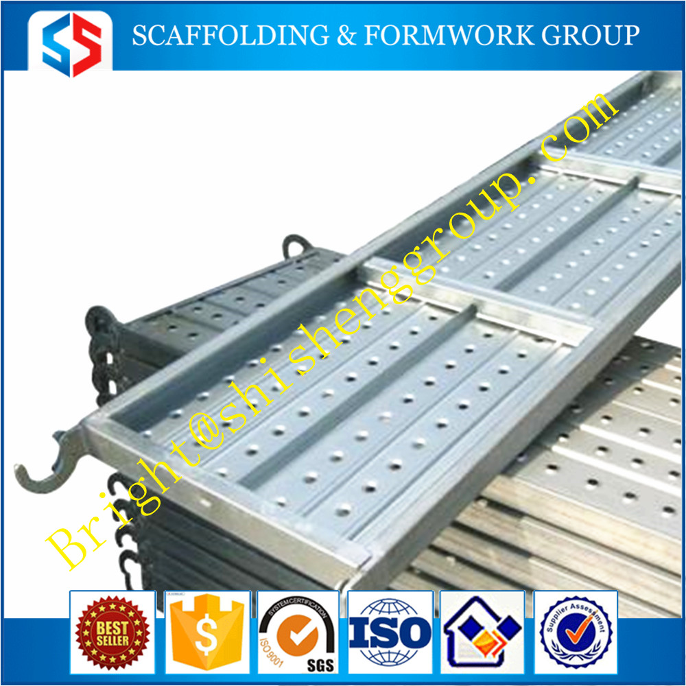 Strong Durable Scaffolding Catwalk/Galvanized Deck With Competitive Price
