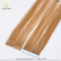 hot new products for 2014 china alibaba express 7a100% alibaba stock price no shedding mongolian cheap tape hair extension