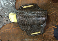 Ph7 Customize Python Leather Universal Gun Holster for 1911 -3inch RH