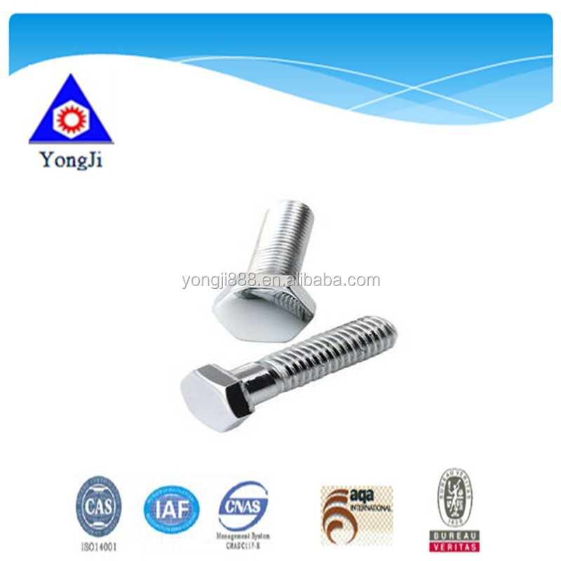 Quality Steel Nickel plated Male female decorative screw nut bolts Sample offer