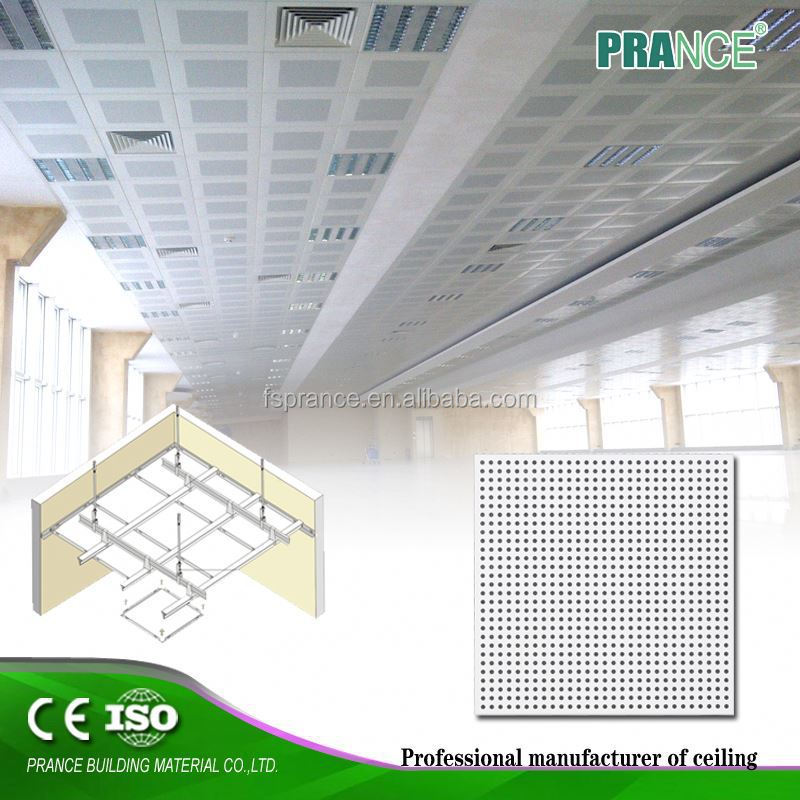2015 SGS Sound proof gypsum board