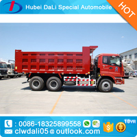Top Sale New Arrival 10 wheel 20 ton sino dump truck for sale