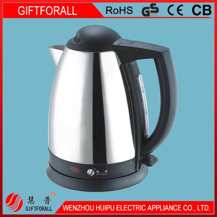 chinese products wholesalestainless steel 2l electric kettle