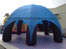 Buble Small Igloo Round Cabin Facet Advertising Inflatable Tent Camping