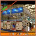 hire/rent/rental/leasing aluminium large display stand or exhibition booth for big fair