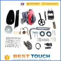 Best price black silver wholesale push moped gasoline gasoline petrol 49cc 4 cycle engine fuel